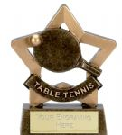 Table Tennis Mini Star Trophy
